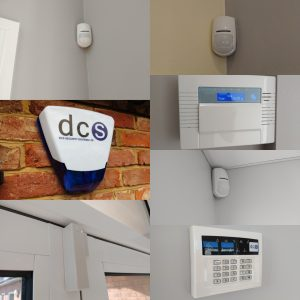 intruder alarms spalding